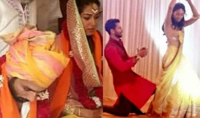 Leaked Shahid Kapoor And Mira Rajput Wedding Sangeet Ceremony Video