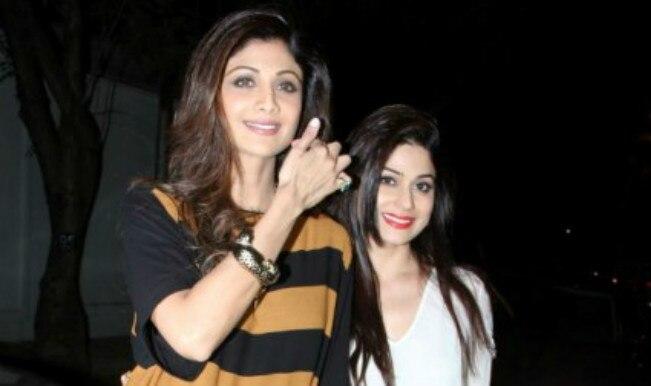 Jhalak Dikhhla Jaa Reloaded: Shilpa Shetty Kundra gives tips to Shamita Shetty!