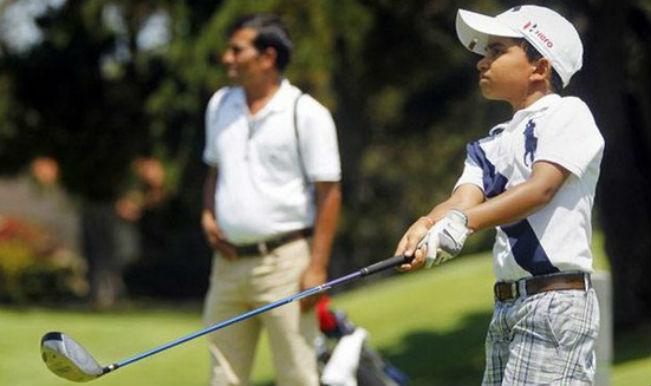 गोल्फ : 10 साल के शुभम जगलान ने अमेरिका में जीते 2 खिताब