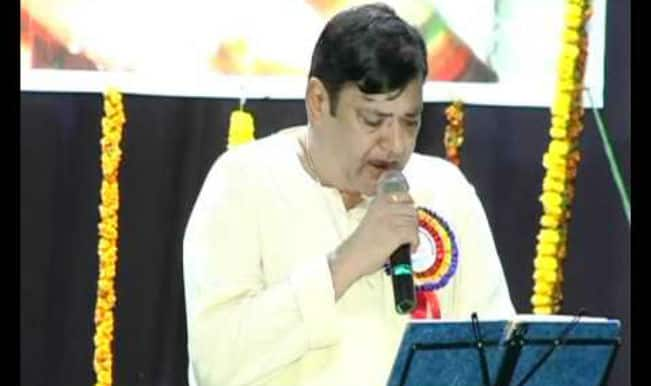 Telugu playback singer V Ramakrishna is dead
