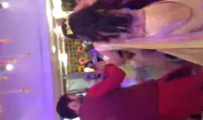 Shahid Kapoor dances with wife Mira Rajput Kapoor- Exclusive Wedding Video!