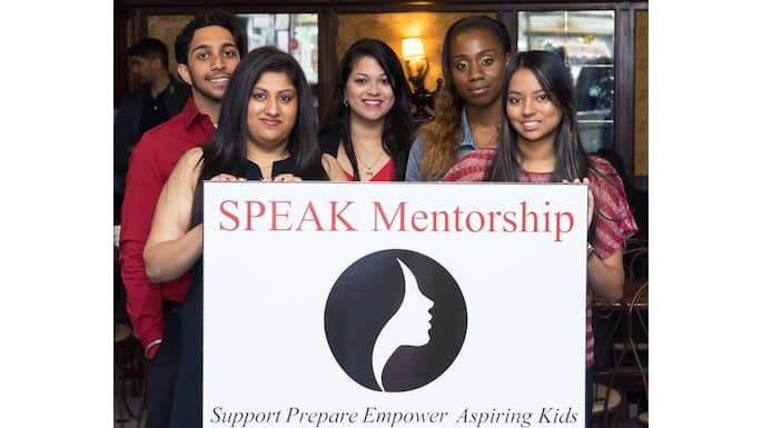 SPEAK Mentorship: Connecting Young South Asian Women With Mentors For a Brighter Future