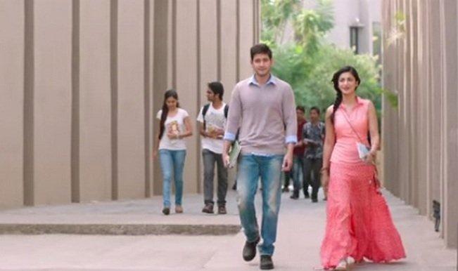 Srimanthudu trailer: Mahesh Babu's swagger and Shruti Haasan's charm