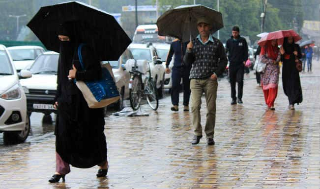 Kashmir weather alert: Rains to lash valley from July 6!