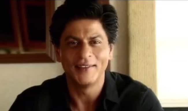 Eid Mubarak 2015: Shah Rukh Khan sends Eid-al-Fitr Greetings with lovely video message