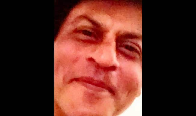 Shah Rukh Khan shares smiling selfie: What makes SRK 'Happy beyond happy'?