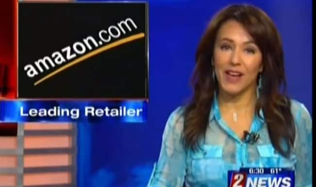 Why Amazon.com is more successful than Walmart, this news anchor will tell you the secret!