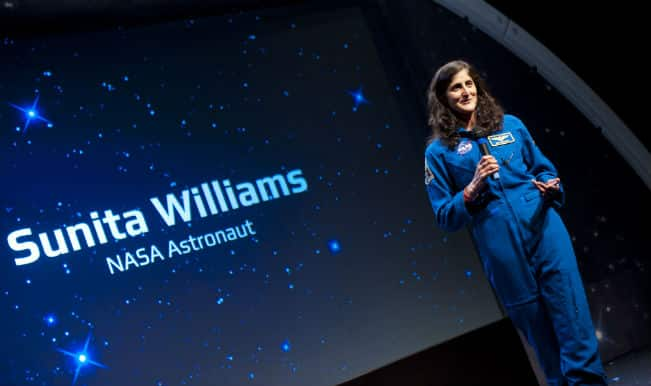 Sunita Williams NASA's commercial crew astronaut