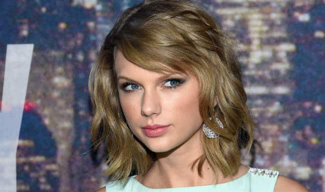 Taylor Swift got 'stuck' on stage