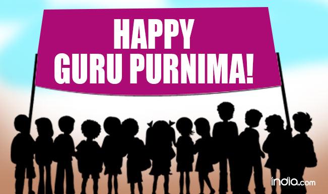 Guru Purnima 2015: Best Guru Purnima SMS, WhatsApp Messages to Wish Happy Guru Purnima greetings!