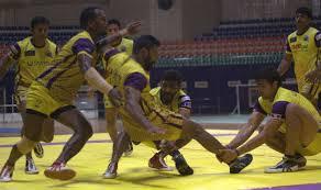 Pro Kabaddi 2015: Telugu Titans edge Bengal 31-30 for third win on trot