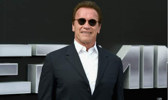 Arnold Schwarzenegger pens letter to Terminator fan's father