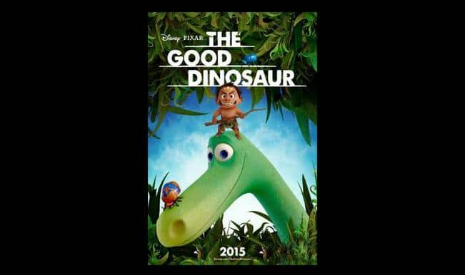 The Good Dinosaur trailer: Heartwarming adventure of Arlo and the caveboy
