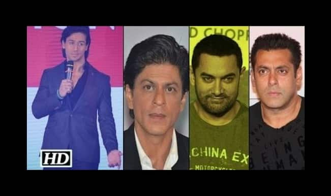 Salman Khan, Shah Rukh Khan and Aamir Khan: Stars Tiger Shroff does not wish to work with!