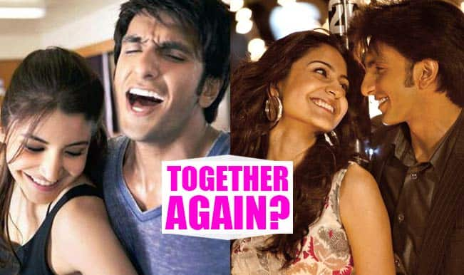 Ranveer Singh and Anushka Sharma in Yash Raj's next?