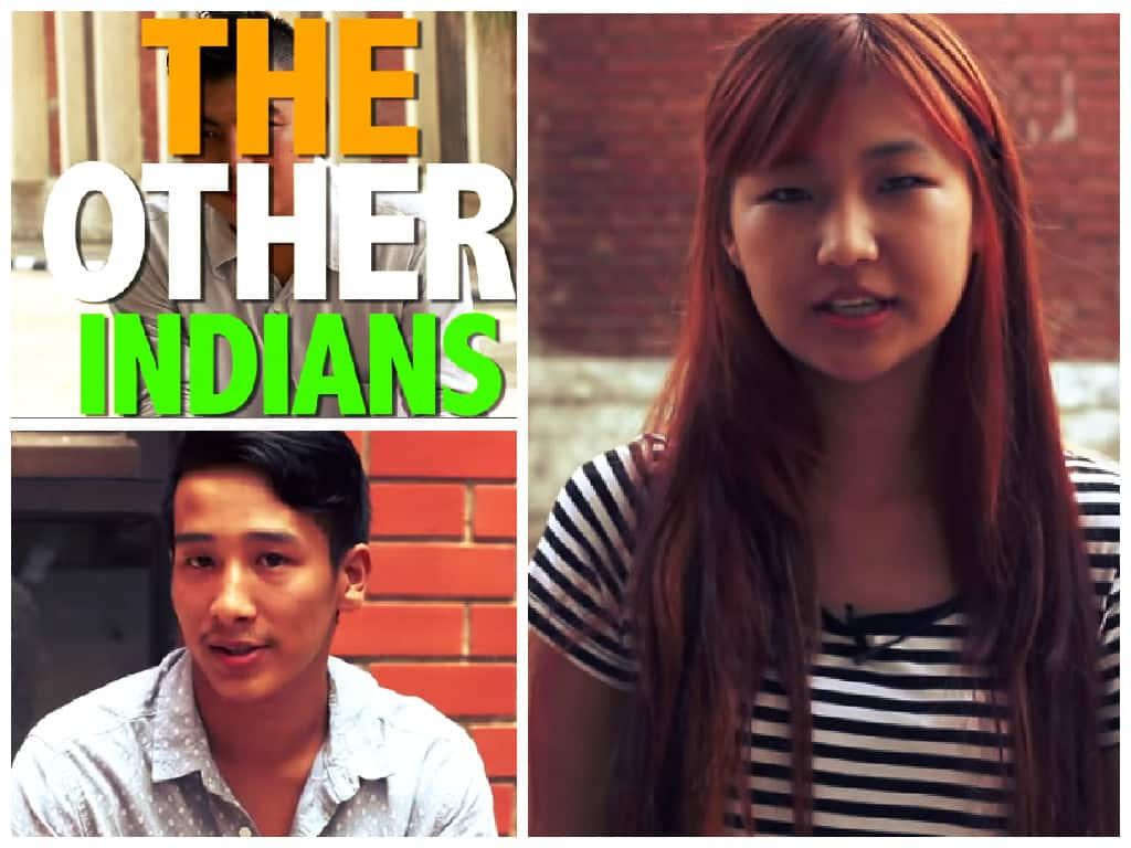 These youths from North east India have something to say to all of us 'mainland Indians' (Watch Video)