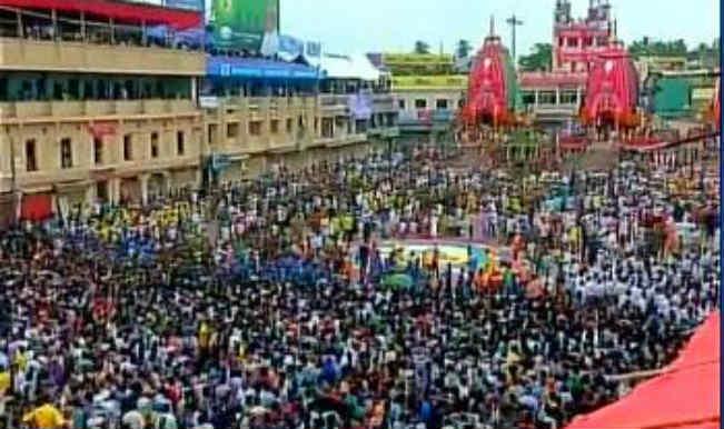 Jagannath Rath Yatra celebrated with full devotion in Tripura