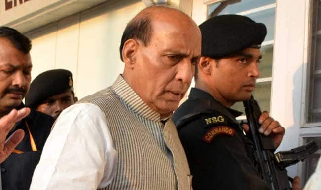 Rajnath Singh: Opposition's conduct in parliament unfortunate