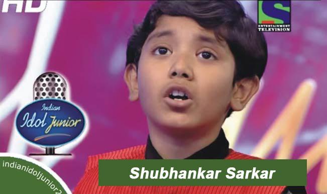 Indian Idol junior 2015: Vidhi Jaswal and Shubhankar Sarkar