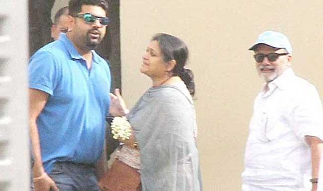 Shahid Kapoor's Wedding: Pankaj Kapur and Supriya Pathak arrive at Trident, Gurgaon