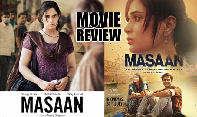 Masaan movie review: An emotionally engaging tale