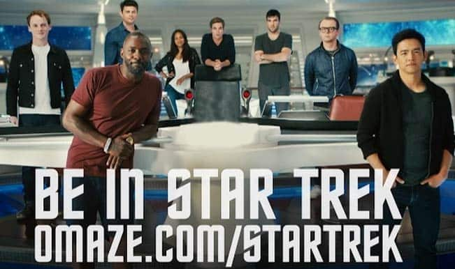 Star Trek Beyond: Lucky fans could WIN a walk-on role in Justin Lin's upcoming movie!
