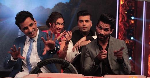 Jhalak Dikhhla Jaa Reloaded: Entertainment unlimited with Shahid Kapoor, Karan Johar, Lauren Gottlieb and Ganesh Hegde