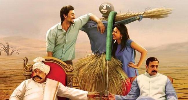 Radhika Apte and Kunal Kapoor starrer Kaun Kitney Paani Mein trailer out!