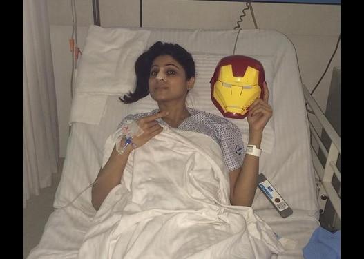 Jhalak Dikhhla Jaa Reloaded: Shamita Shetty undergoes a nasal surgery!