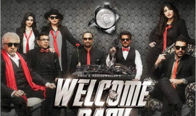 Welcome Back: Latest poster with the entire cast!