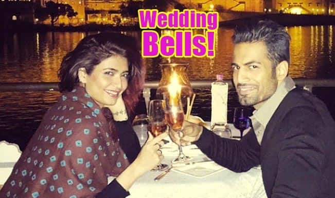 Upen Patel and Karishma Tanna to tie the knot!