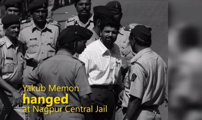 Yakub Memon timeline: 1993 Mumbai bomb blasts convict hanged on his birthday