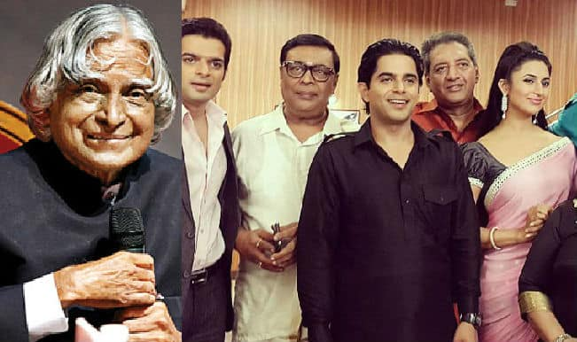APJ Abdul Kalam: Special tribute to the late Indian President by Yeh Hai Mohabbatein team!