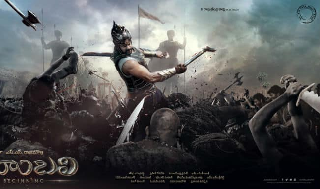 Baahubali - India's biggest opener, shatters many records
