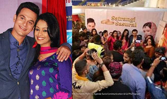 Satrangi Sasural: Hundreds of Malaysian fans meet Aarhaan from the popular telly show