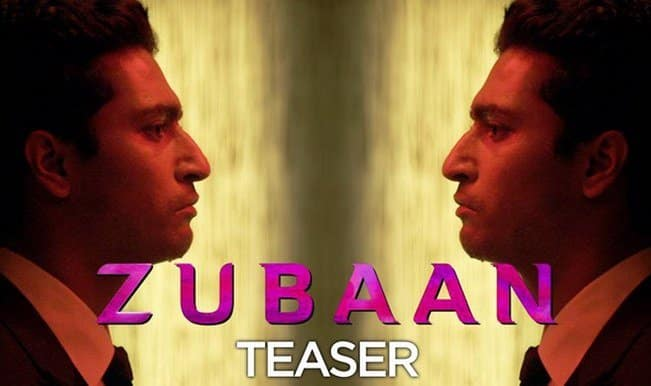 Zubaan teaser: Find your identity and freedom through music – starring Vicky Kaushal and Sarah Jane Dias