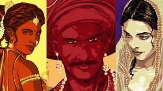Bajirao Mastani: Ranveer Singh, Priyanka Chopra, Deepika Padukone and their stunning animated avatars