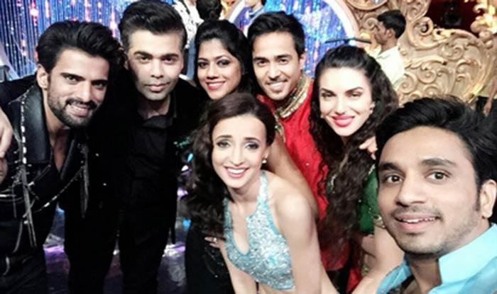 Jhalak Dikhhla Jaa Reloaded: Contestants bid an emotional farewell to Karan Johar