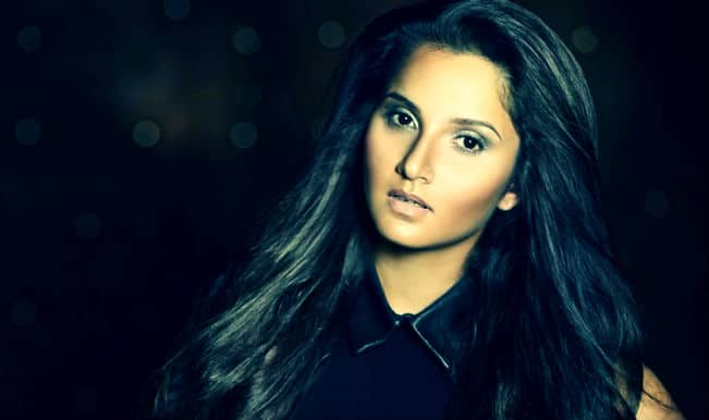 Sania Mirza fined for violating traffic rules by Hyderabad police !
