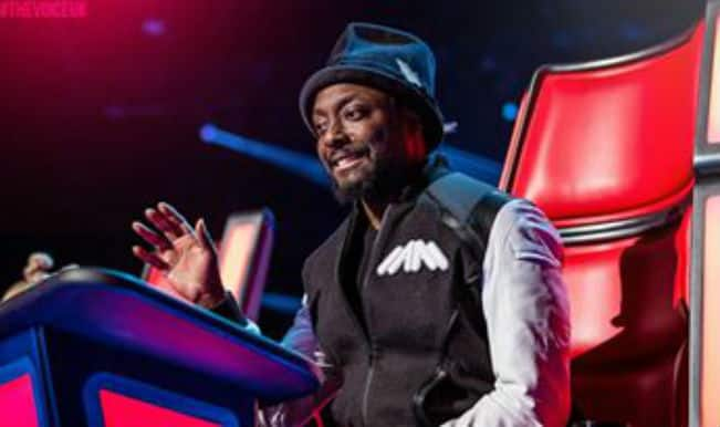 Black Eyed Peas star Will.i.Am quits The Voice?