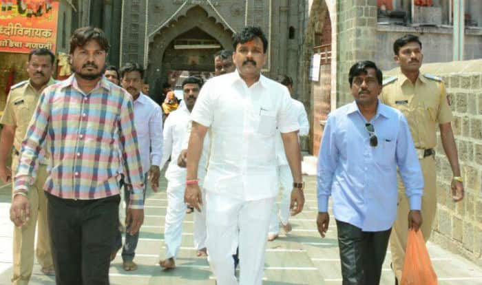 NCP MLA Ramesh Kadam booked with corruption charges arrested