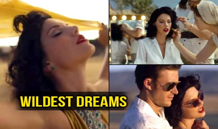 Taylor Swift dons the old Hollywood style in her latest single Wildest Dreams (Watch Video)