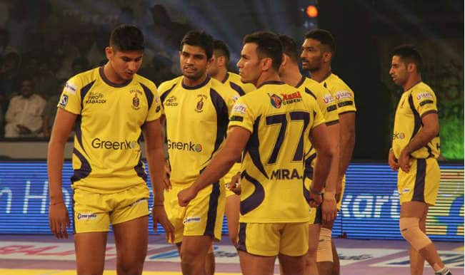 Pro Kabaddi League 2015 Free Live Streaming: Watch Telugu Titans vs Patna Pirates, Match 33 Live Telecast on Star Sports, Hotstar and starsports.com
