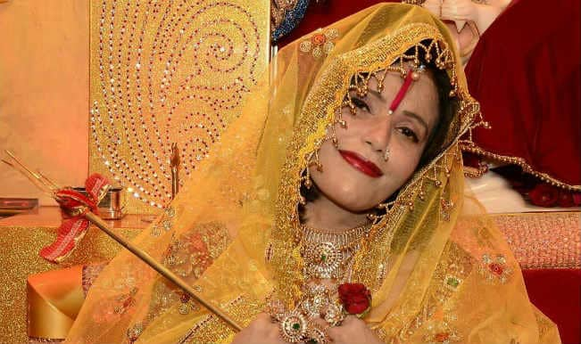 Radhe Maa rubbishes allegations against her; Says she is 'pure & pious'