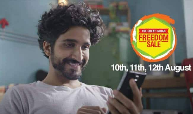 Amazon 'The Great Indian Freedom Sale Day' Day 3 offers discount on smartphones, kitchen appliances and cameras