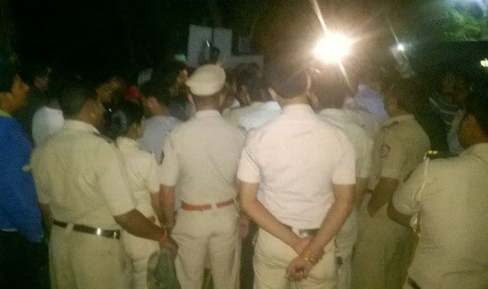 FTII row: FIR lodged against 30 students for forcefully detaining director, 5 arrested