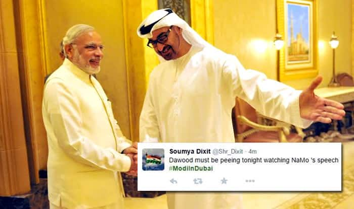 #ModiInDubai: How Twitterati reacted to Narendra Modi's Dubai visit