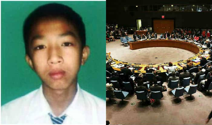 14-year-old from Manipur to address UN General Assembly