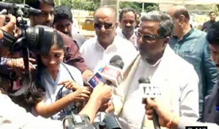 Karnataka CM Siddaramaiah: CID will investigate the Kalburgi murder case