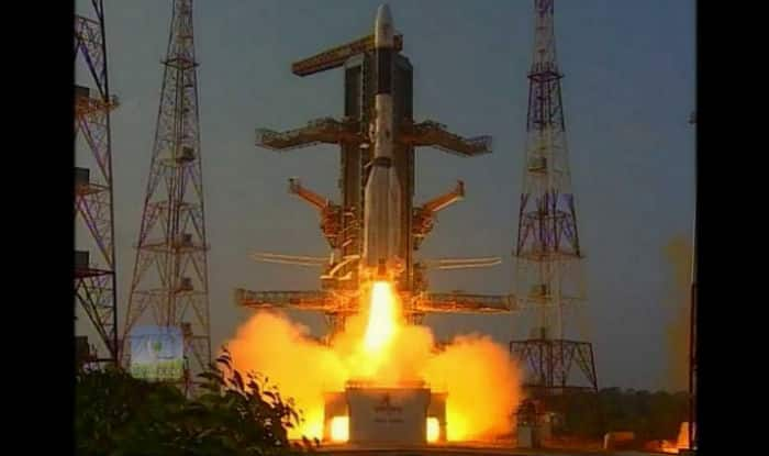 India successfully launches communication satellite in textbook style